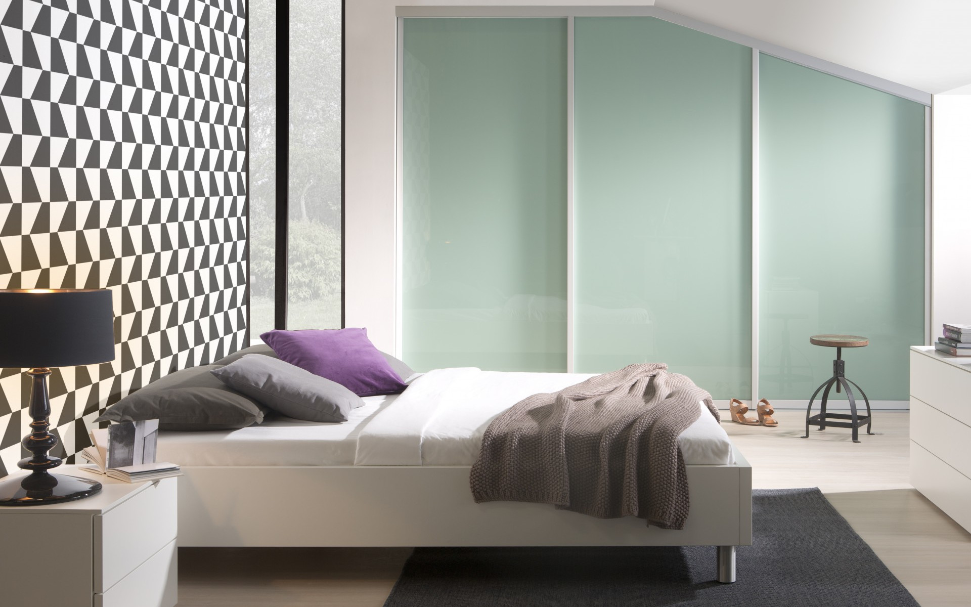 Dressing et meubles de chambre à coucher sur mesure