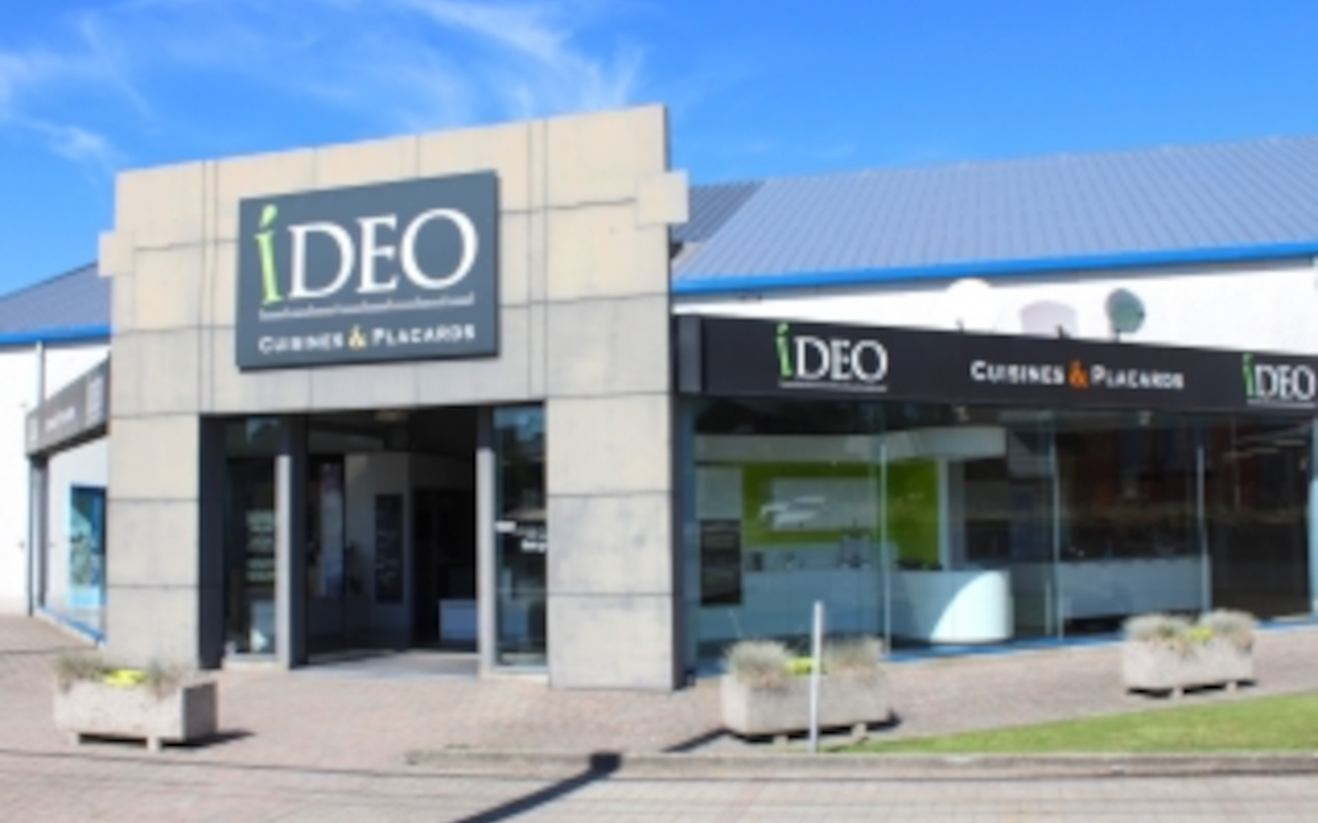 Idéo cuisines et dressings showroom de Bastogne