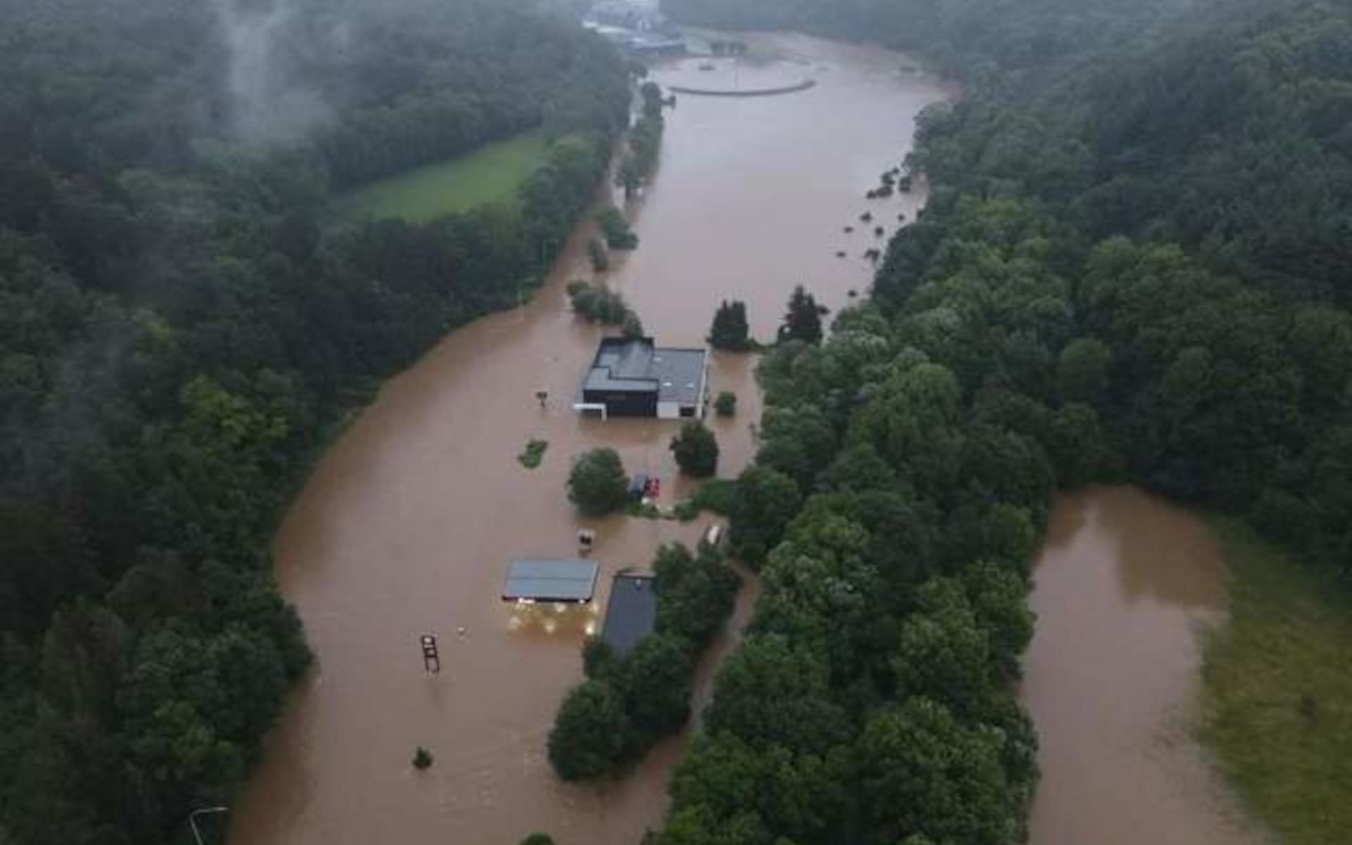 Inondation Idéo Rochefort adresse provisoire